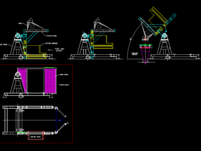 Handling Systems - Tipper Hoist