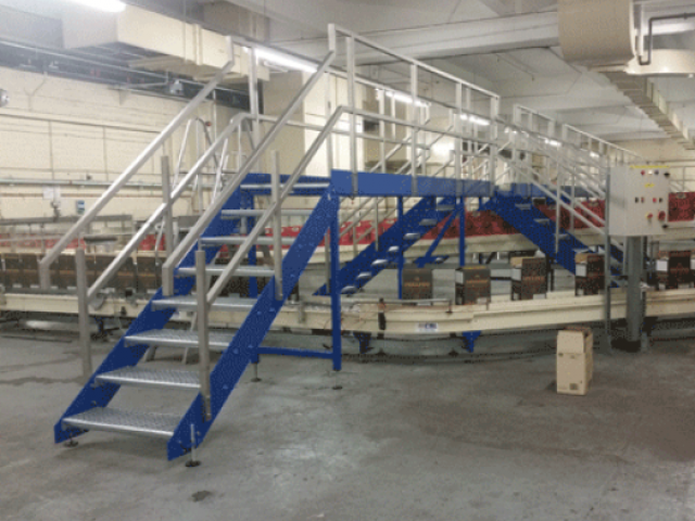 Access Platforms Blue