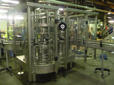 40 Head Monoblock Filling Machines